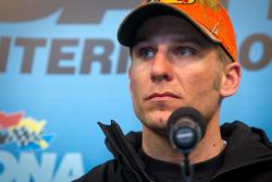 Press conference: Jamie McMurray, Earnhardt Ganassi Racing Chevrolet
