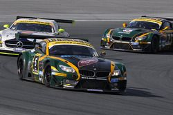 #5 Saudi Falcons BMW Z4 GT3: Khaled Al Faisal, Faisal Binladen, Bandar Alesayi, Marko Hartung, Fahad