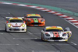 #117 Nova Race Bianco Ginetta G50: Tiziano Cappelletti, Pierre Piron, Marco Cassera, Piero Foglio, A