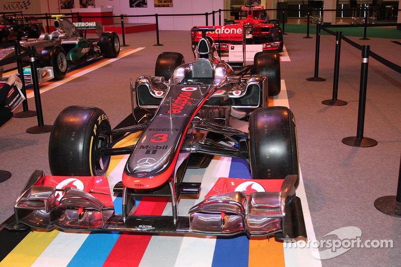 Mclaren F1 Car