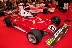 Niki Lauda's Ferrari