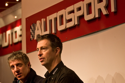 Jason Plato and Matt Neal
