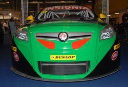 John Thorne, Thorney Motorsport 2012 BTCC NGTC Vauxhall Insignia