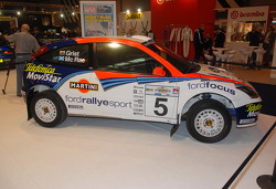 Colin McRae Ford Focus WRC