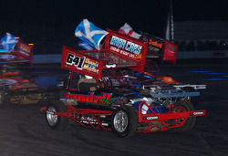 Stock Car racing In the Live Action Arena