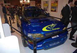 Международная автоспортивная выставка, Бирмингем, день 1.