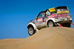 #372 Mitsubishi: Adam Malysz en Rafal Marton