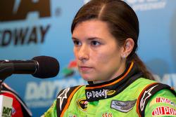 Press conference: Danica Patrick, Stewart-Haas Racing Chevrolet