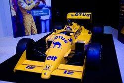 Lotus-Honda 99T - 1987 Monaco GP winner driven by Ayrton Senna