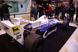 Toleman TG183B-Hart 415T - Ayrton Sennas first F1 car