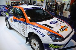 Ford Focus WRC - 2002 World Rally Championship, driven by Colin McRae