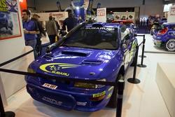 Subaru Impreza WRC in Safari Rally specification