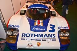 Porsche 956 - 3rd place Le Mans 1982