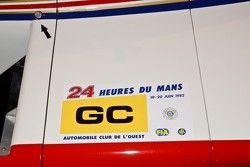 Porsche 956 - 3. Platz Le Mans 1982