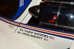 Porsche 956 - 3. Platz Mans 1982