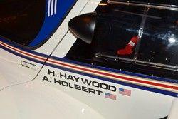 Porsche 956 - 3. Platz Mans 1982