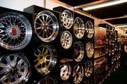 Image Wheels display