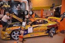 SATS Motorsport Toyota Supra drift car