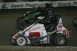 Jac Haudenschild and Brady Bacon