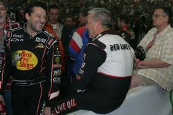 Tony Stewart en Sammy Swindell