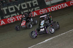 Kevin Swindell and Kyle Larson