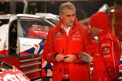 Ралли Монте-Карло, тестовый СУ.