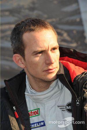 Pierre Campana, MINI WRC TEAM