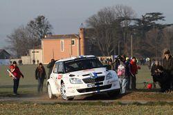 Sébastien Ogier and Julien Ingrassia, Skoda Fabia S2000