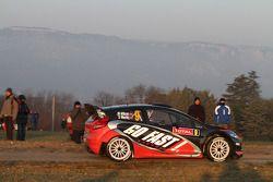 Matthew Wilson and Scott Martin, Ford Fiesta RS WRC, M-Sport World Rally Team