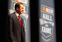 Aufnahme in die NASCAR Hall of Fame 2012