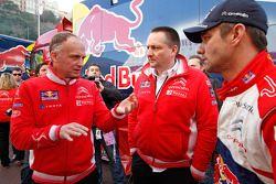 Yves Matton en Sébastien Loeb