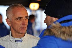Francois Delecour, M-Sport Ford World Rally Team