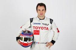 Николя Ляпьер. Презентация Toyota Hybrid LMP1, презентация.