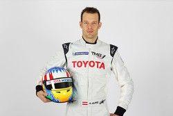 Александр Вурц. Презентация Toyota Hybrid LMP1, презентация.