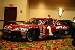 Voiture de Jamie McMurray, Earnhardt Ganassi Racing Chevrolet