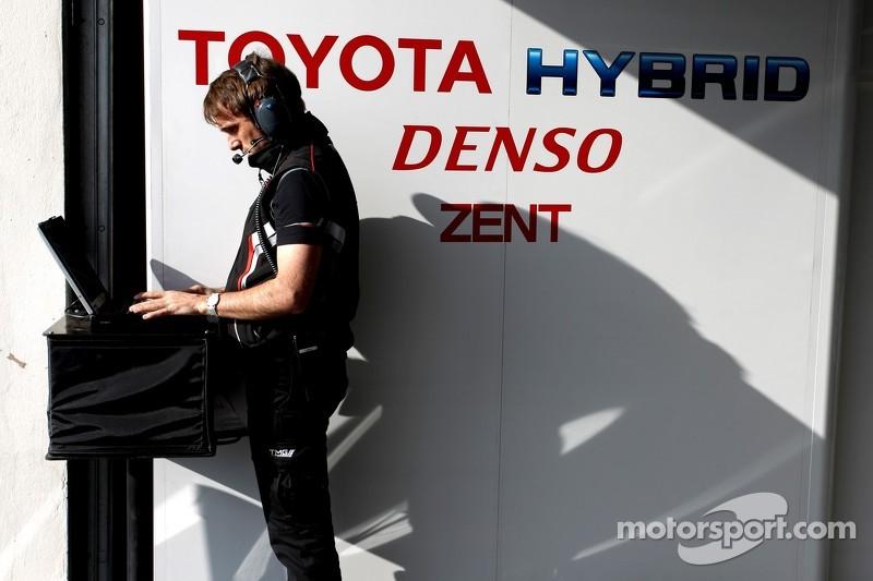 Un ingénieur Toyota