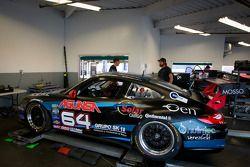 TRG Porsche GT3