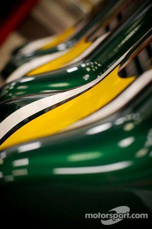 Презентация Caterham F1, Презентация.