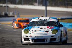 #18 Mühlner Motorsports America, LLC Porsche GT3: Davy Jones, Bill Lester, John McCutchen, Mark J. T