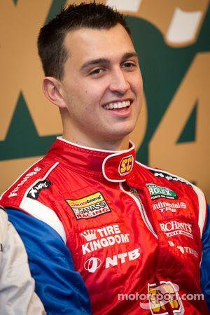 Chip Ganassi Racing press conference: Graham Rahal