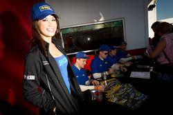 Une ambassadrice Turner Motorsport