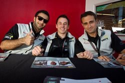 Saeed Al Mehairi, Steven Kane, Humaid Al Masaood