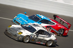 #44 Magnus Racing Porsche GT3: Andy Lally, Richard Lietz, John Potter, Rene Rast, #01 Chip Ganassi Racing with Felix Sabates BMW Riley: Joey Hand, Scott Pruett, Graham Rahal, Memo Rojas