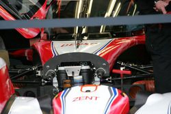 El Toyota Hybrid TS030