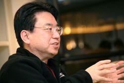 Yoshiaki Kinoshita, Team President