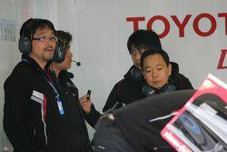Toyota officials