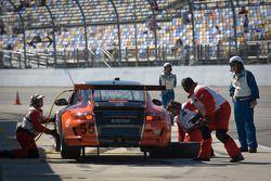 Pitstop #55 Acumen Motorsport Porsche GT3: Frank Del Vecchio, Doug Grunnet, Scott McKee