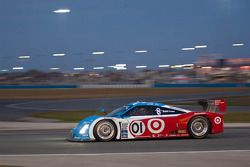 #01 Chip Ganassi Racing with Felix Sabates BMW Riley: Joey Hand, Scott Pruett, Graham Rahal, Memo Ro