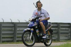 Yamaha Factory Team Personeel