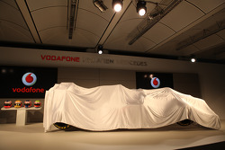 Презентация McLaren MP4-27, Презентация.
